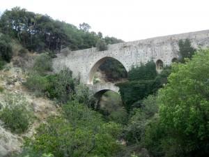 Aquädukt zwischen Knossos und Archanes