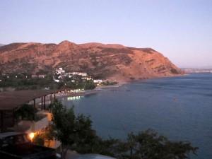 Abends in Agia Galini