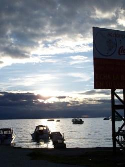 Sonnenuntergang-über-dem-Titicaca-see