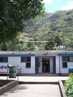 Das Krankenhaus am Rande der Stadt