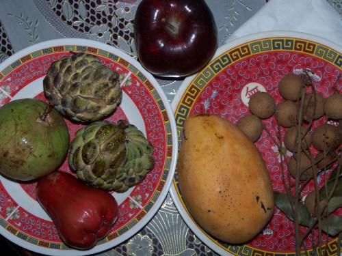 Unser Obstteller