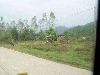 Auf dem Ho Chi Minh Highway