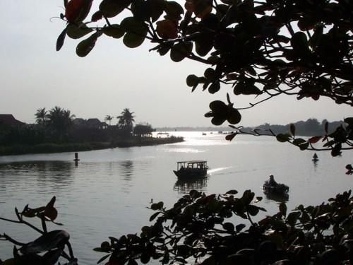 Der Fluss vor Hoi An