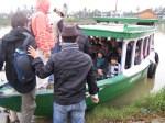 Das Schiff der My-Son-Tour