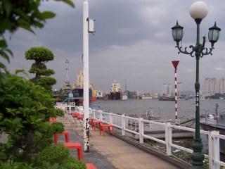Der Sai Gon Fluss