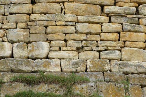 Die Mauern von Kuelap