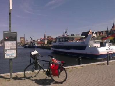Rostock am Hafen