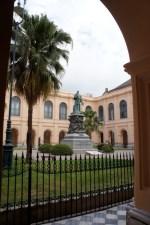 Einst Kloster, heute Universität in Cordoba