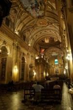 In der Kathedrale von Cordoba