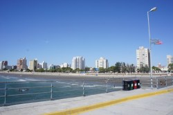 Der Strand von Puerto Madryn (1)