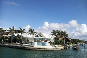 Entspanntes Leben unter der Sonne von Florida.