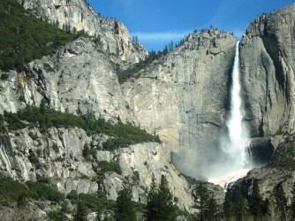 Die höchsten Wasserfälle der USA