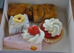 Kuchen-Pause! - Hausboot - Holland - reisenmitkids.de