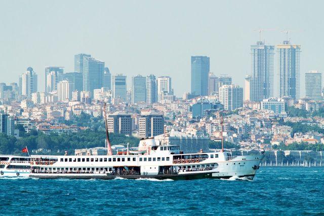 Istanbul im Sommer