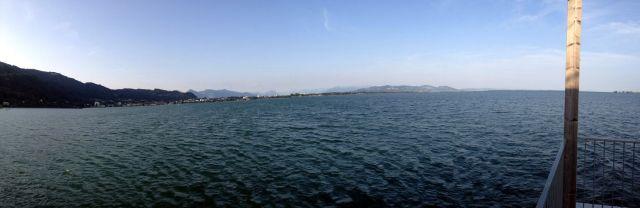 Morgendliche Stimmung am Bodensee