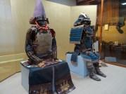 Samurai armor (Daigan-ji temple treasure).