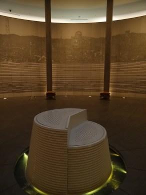 Rememberance Hall in Hiroshima