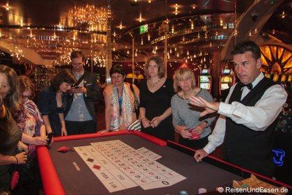 Einführung in die Regeln beim Roulette