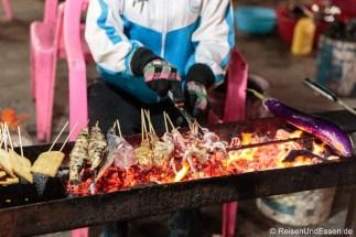 Grill in Sanya