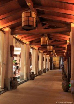 Hotelanlage Ocean Sonic Resort in Sanya