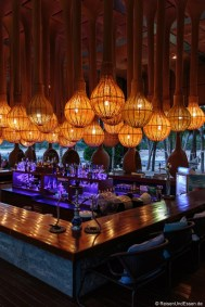 Bar im InterContinental in Sanya
