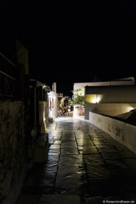 Gasse in Oia