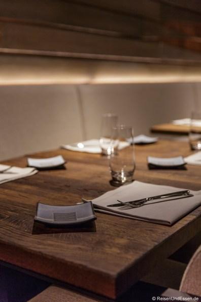 Restaurant OMB Larder
