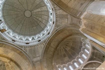 Kuppel im Dom des Heiligen Sava