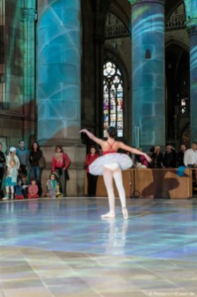 Ballett im Linzer Mariendom