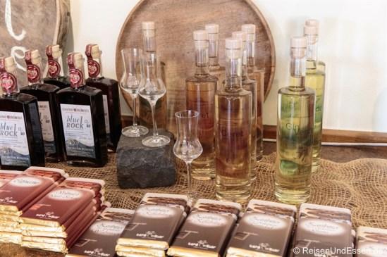 Gin aus der Brennerei Struthof