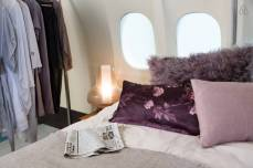 Bett © KLM