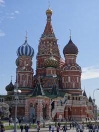 Basilius Kathedrale - Moskau
