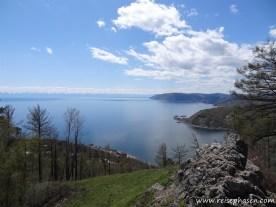 Baikalsee Listwjanka - Russland