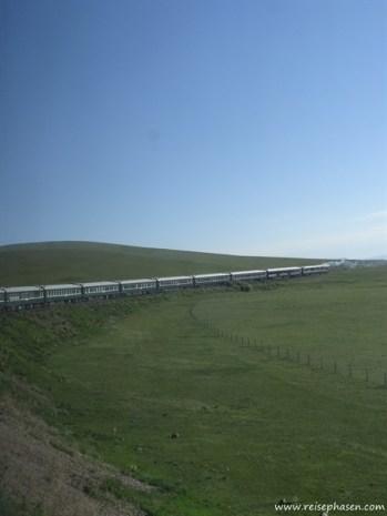 Transsib - Mongolei