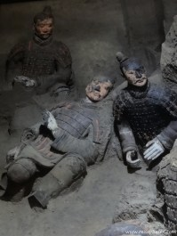 Terrakotta Armee - Xian - China