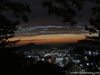 Skyline - Seoul