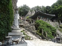 Pagodentempel - Maisan - Südkorea