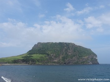 Seongsang Ilchunbong - Jeju Island - Südkorea