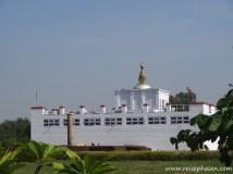 Buddha's Geburtsstätte
