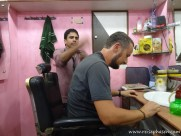 Massage nach Haare schneiden