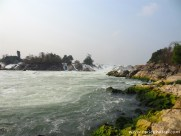 Mekongfällen (Khong Phapheng)