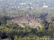 Borobudur Tempel - max. Zoom ;-)