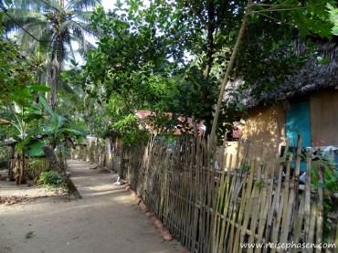 Das Dorf...