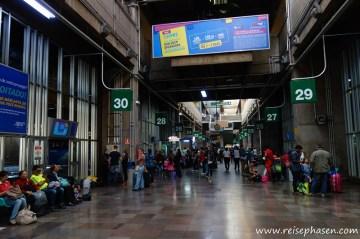 Busbahnhof Tiete