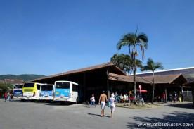 alter Busbahnhof Paraty