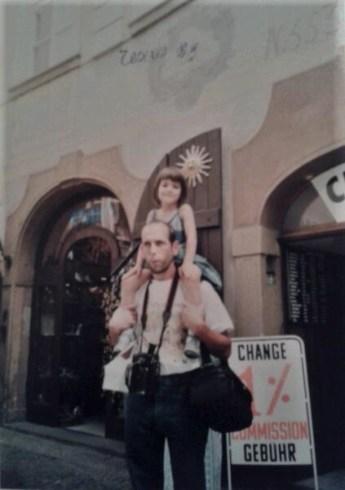 ReiseSpeisen I Prag I Tschechien I analog