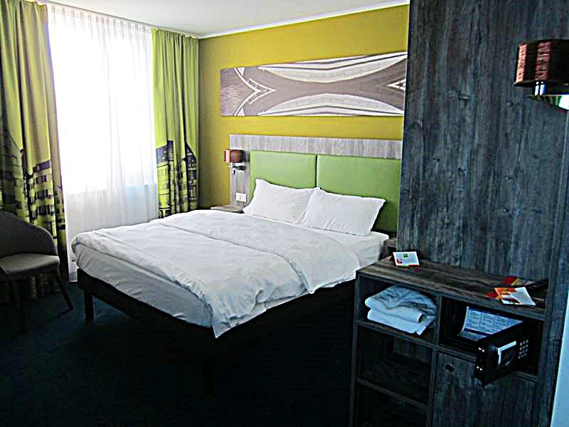 Doppelzimmer Ibis Style Tübingen