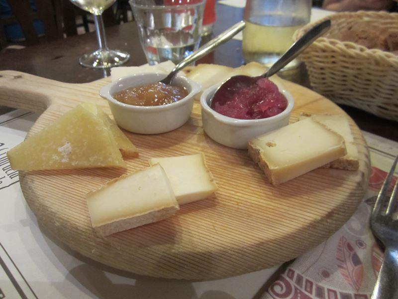 Käse aus Brescia
