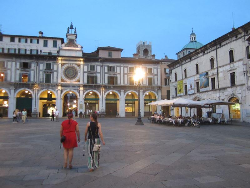Piazza della Loggia