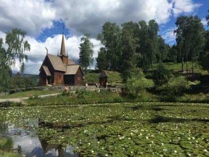Freilichtmuseum Maihaugen Lillehammer